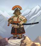 Relicblade - Thoranic Guard 01