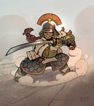 Relicblade - Thoranic Guard 02