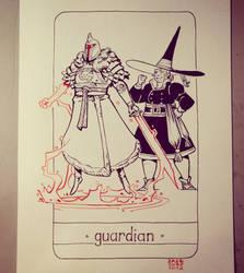 The Spells of Professor Firebolt -  Guardian