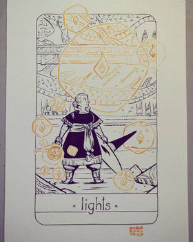 The Spells of Professor Firebolt -  Lights