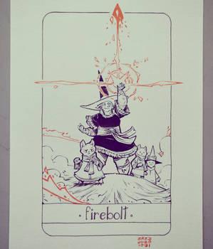 The Spells of Professor Firebolt -  Firebolt