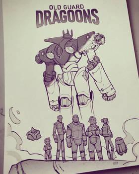 Old Guard Dragoons