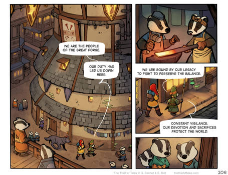 The Thief of Tales 7-11