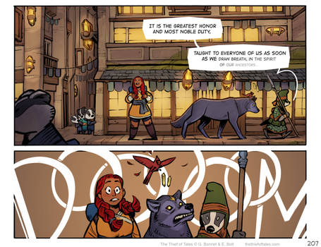 The Thief of Tales 7-12