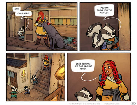 The Thief of Tales 7-15