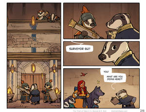 The Thief of Tales 7-21
