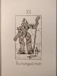 The Mechanical Arcana - The Hanged Man