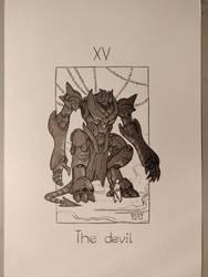 The Mechanical Arcana - The Devil