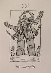 The Mechanical Arcana - The World