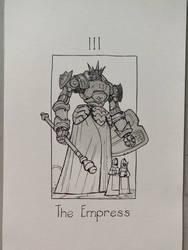 The Mechanical Arcana - The Empress