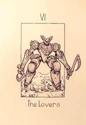 The Mechanical Arcana - The Lovers