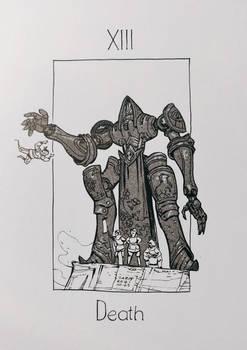 The Mechanical Arcana - Death