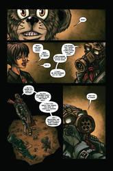 Maya issue 01 page 18 Chris Noeth by ChrisNoeth