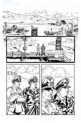Sequential digital test page