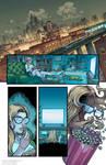 Supergirl - DC Comics Page Sample