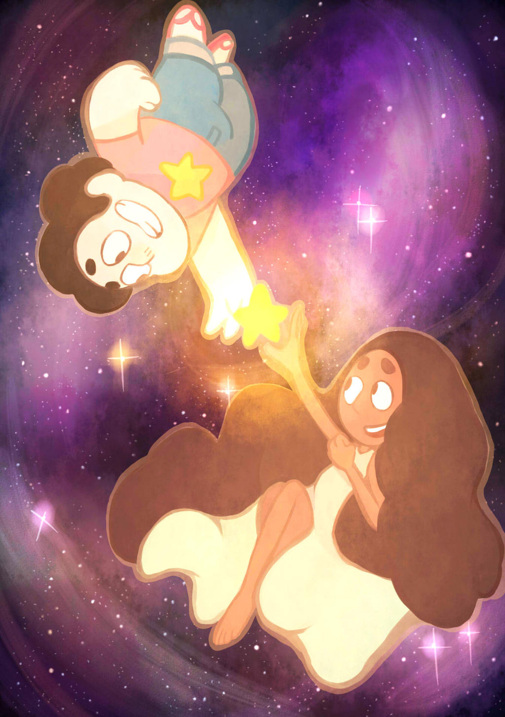 Steven X Connie By Kunzite C On Deviantart