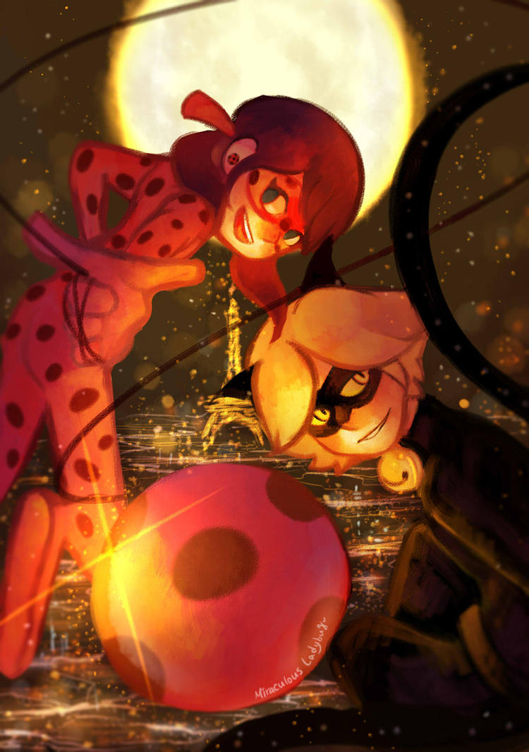 Cool Pictures Of Ladybug And Cat Noir