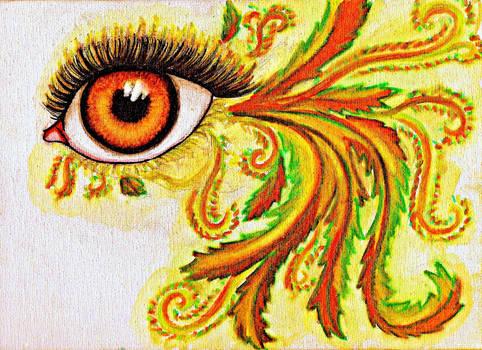Yep. Another eye~