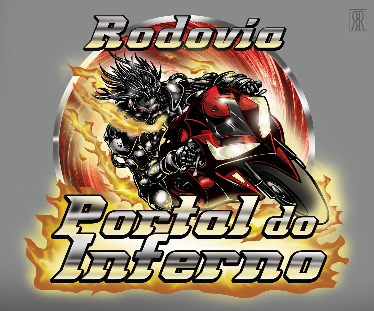 Demon Rider logo by klaatu81