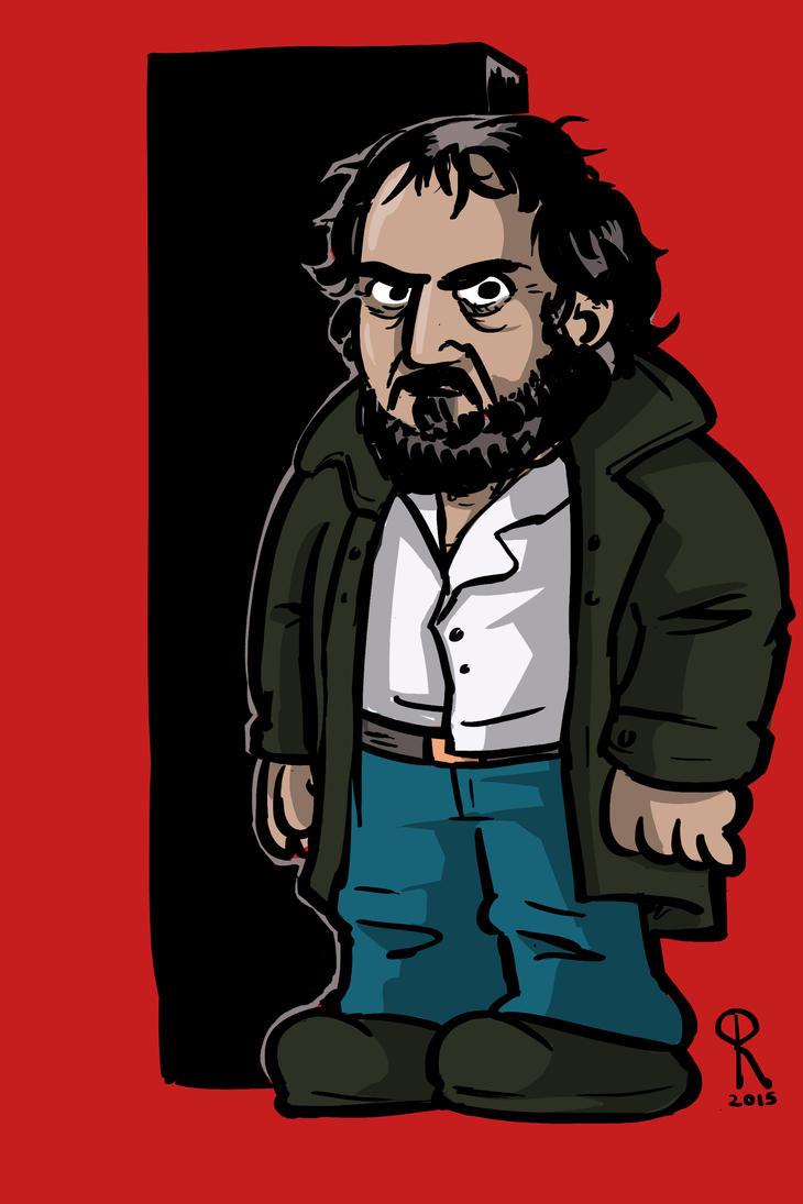 Kubrick by klaatu81