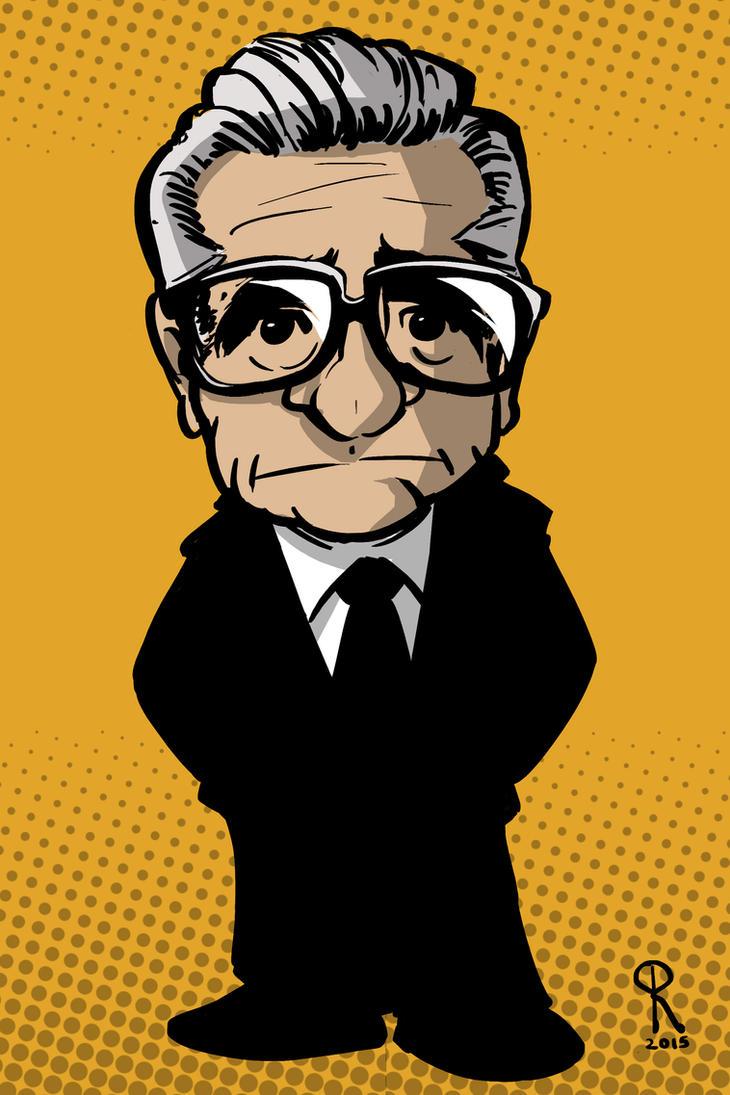 Scorsese by klaatu81