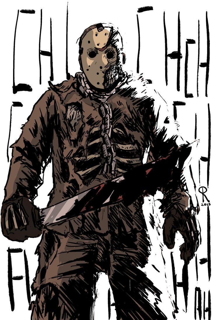 Jason by klaatu81