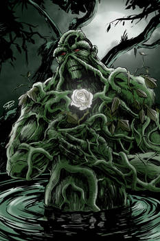 Swamp Thing (colors)