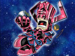 A  snack for Little Galactus