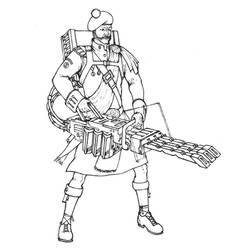 Scottish storm trooper by muaythai40000