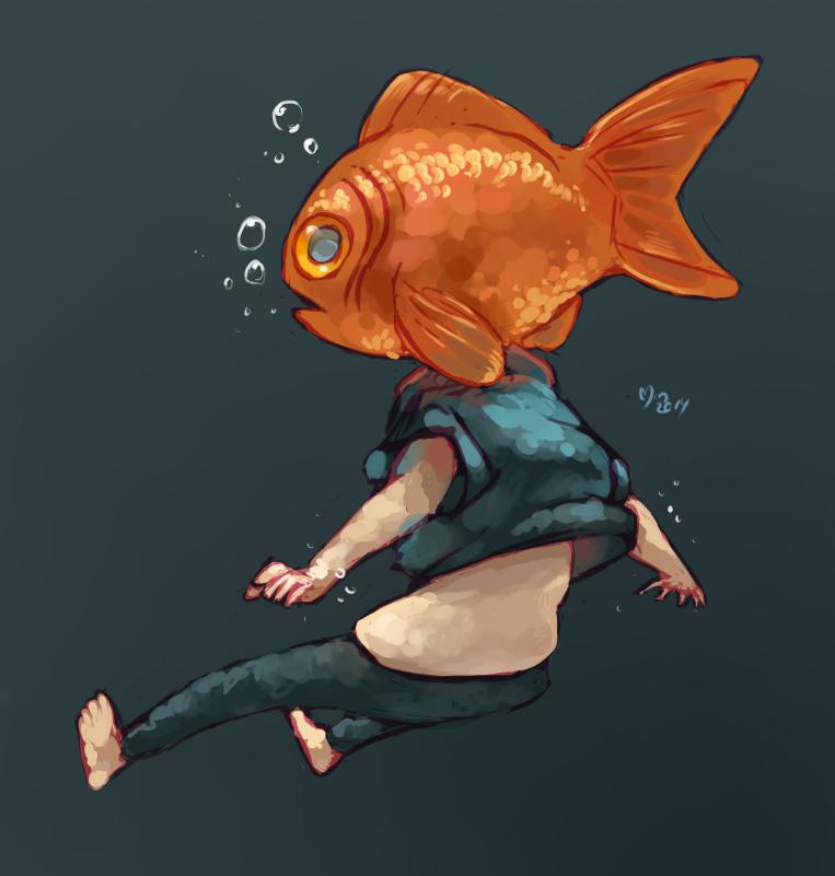 Sinking by Mineiti