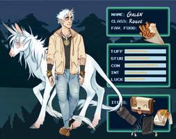 IV: Galen by Mineiti