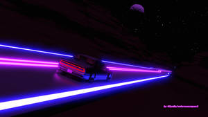 [Beamng.drive] RETROWAVE Soliad Wendover