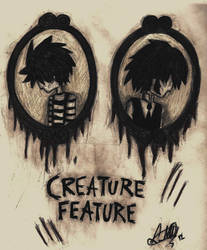 CF: Oval portraits upon the wall by LookAliveZombie
