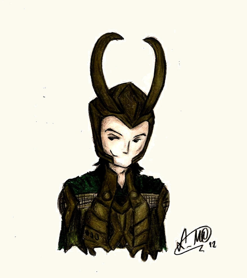 Loki 3 by LookAliveZombie