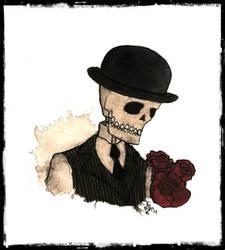 Mr. Bones by LookAliveZombie