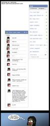 ZW day 3 - Social Networking by Niban-Destikim