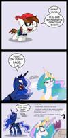 I Love Luna