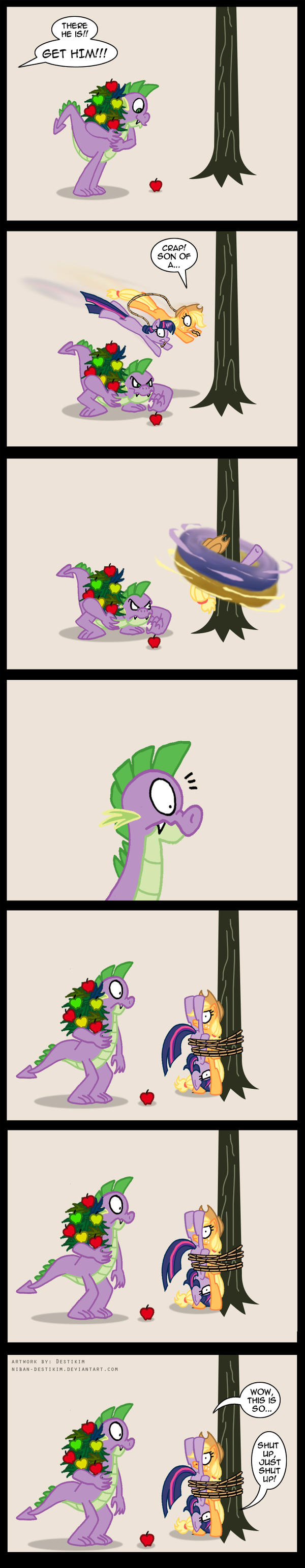 Lasso Spike by Niban-Destikim