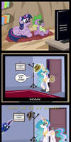 The Celestia and Luna show!