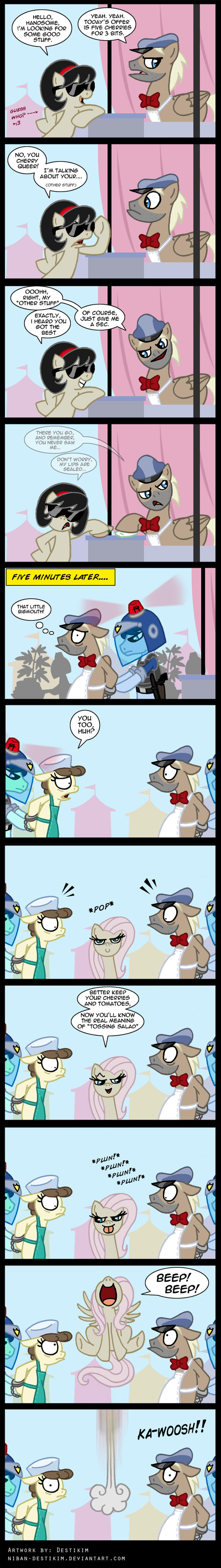 Those Sellers then by Niban-Destikim