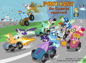 Pony Kart by Niban-Destikim