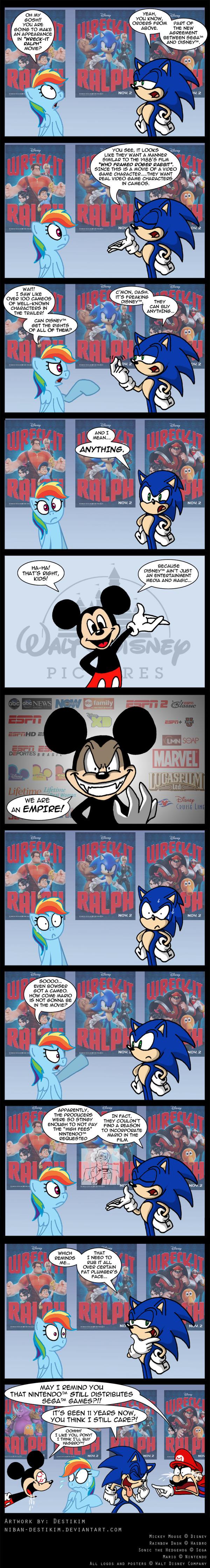 Disney bought what now? Wreck_it_ralph_by_niban_destikim-d5ikpbf