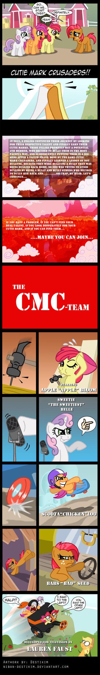 The CMC-Team by Niban-Destikim