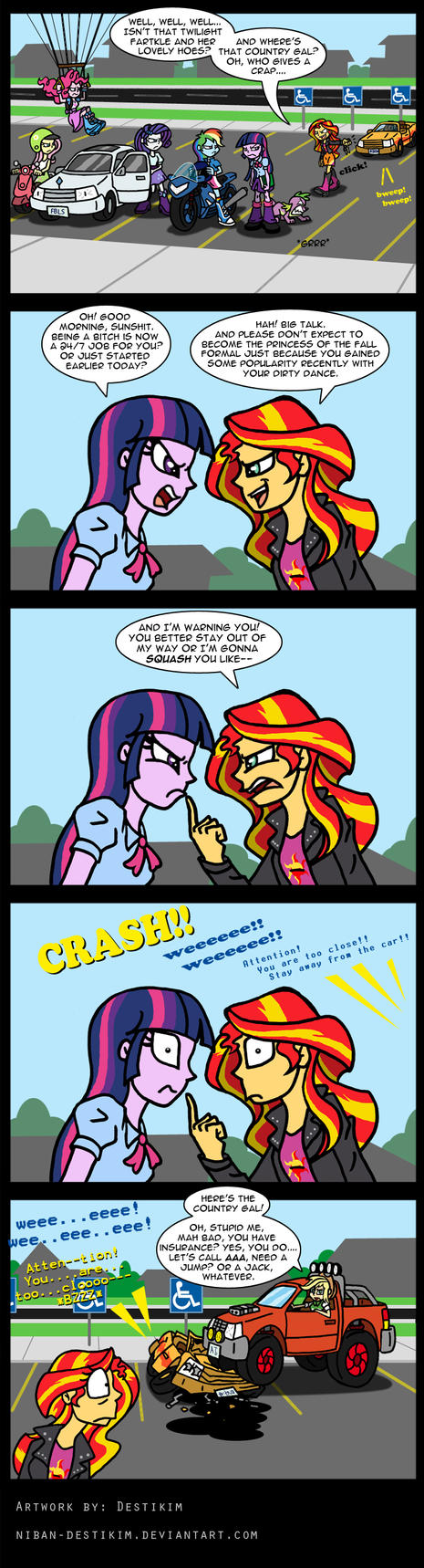 Sunset Shiver by Niban-Destikim