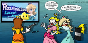 Daisy smash!