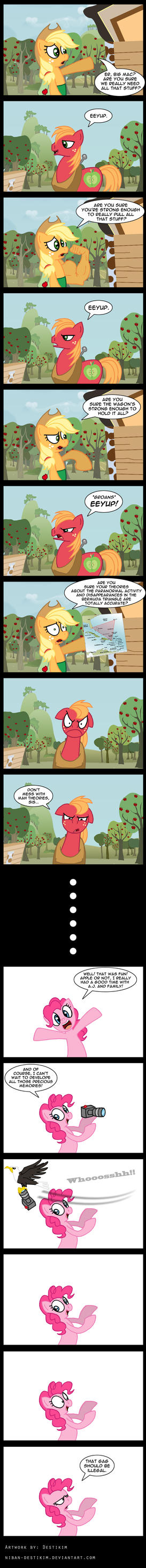 My Little Skeptical by Niban-Destikim