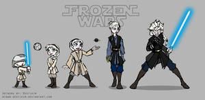 Frozen Wars - Elsa's Transition