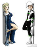 Commission: Mr and Mrs Fenton