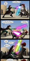 Commission: Clash of Sabers