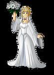 Linkle Wedding Dress